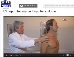 my TF1 news replay etiopathie pour soulager les malades- Soizic FERLAY - Etiopathe - Chambery - Aix les bains - Challes - Montmélian - Pontcharra